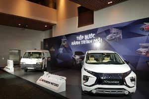 Mitsubishi Xpander sẽ được lắp ráp tại Việt Nam trong tháng 5/2020