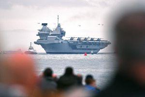 Lo ngại Trung Quốc bành trướng, châu Âu quyết tâm hiện diện ở Biển Đông
