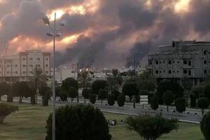 'Cơn đau tim' tại nhà máy lọc dầu Arab Saudi