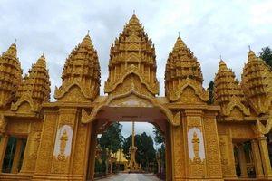 Chùa Vàm Ray – Ngôi chùa Khmer lớn nhất Việt Nam
