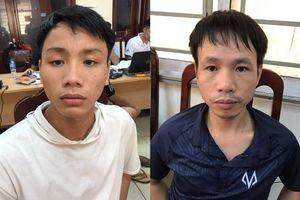 Đã xác định 2 nghi phạm trong vụ bắn pháo sáng, đánh cảnh sát trên sân Hàng Đẫy
