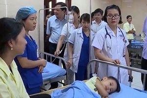 Phú Thọ: Hơn 80 trẻ mầm non nhập viện nghi ngộ độc thực phẩm