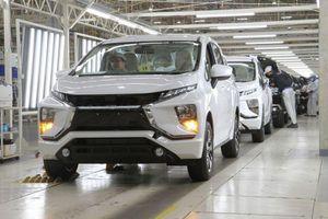Mitsubishi Xpander sẽ được lắp ráp tại Việt Nam từ tháng 5/2020