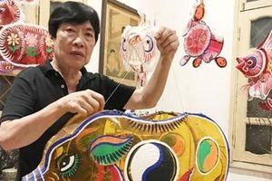 Nhà nghiên cứu văn hóa Trịnh Bách: 'Sứ giả' của văn hóa Việt