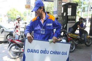 Giá xăng dầu chiều nay biến động ra sao?