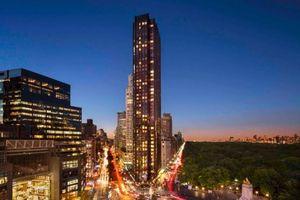 Khách sạn Trump ở New York của TT Mỹ được vinh danh là khách sạn tốt nhất thế giới