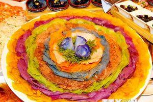 Giao lưu ẩm thực cá tôm sông Hậu - rau củ quả Langbiang tại Cần Thơ