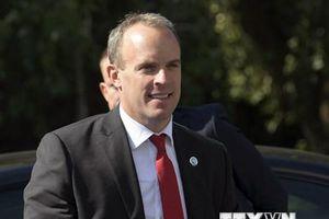 Ngoại trưởng Anh tin tưởng EU sẽ nhượng bộ để đạt thỏa thuận