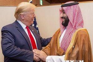 Mỹ cân nhắc tăng cường trao đổi thông tin tình báo với Saudi Arabia