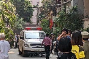 Nam thanh niên đâm hai nữ sinh tử vong rồi nhảy lầu tự tử