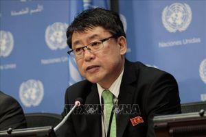Triều Tiên nhấn mạnh chỉ đàm phán với Mỹ sau khi mọi đe dọa được gỡ bỏ