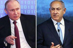 Đe dọa đáp trả đanh thép của Nga có khiến Israel 'chùn bước' tấn công vào Syria và bước qua 'lằn ranh đỏ' quyền uy?