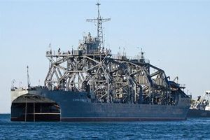 Bất ngờ trước chiến hạm hơn 100 tuổi vẫn chạy tốt của Hải quân Nga