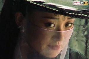 Kiếm hiệp Kim Dung: Dù che mặt nhưng hai mỹ nhân này vẫn hút hồn khán giả bởi vẻ bí ẩn