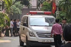 Nghi phạm sát hại 2 nữ sinh đã tử vong