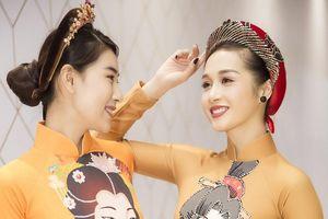 Dàn Hoa hậu, Á hậu lộng lẫy xuất hiện tại Ngày hội Mottainai