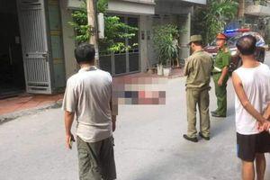 Nghi phạm sát hại 2 nữ sinh ở Cầu Giấy đã tử vong