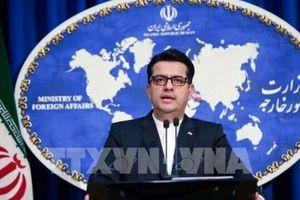 Iran bác cáo buộc dính líu tới vụ tấn công cơ sở lọc dầu ở Saudi Arabia