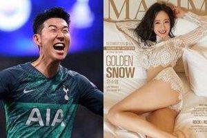 Son Heung Min - Soái ca lận đận tình duyên dù cưa đổ một loạt mỹ nhân