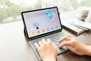 Mở hộp Galaxy Tab S6: Mỏng, nhẹ và nhiều tính năng ấn tượng!