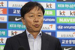 HLV Chung Hae-seong: 'Tôi muốn giúp cả nền bóng đá Việt Nam'