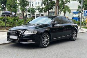 Vì sao Audi A6 9 năm tuổi 'nổ' giá ngang chiếc Mazda3 mới vẫn có người mua?