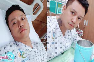 Tuấn Hưng nhập viện điều trị bệnh, bày tỏ tâm trạng xuống dốc vì bệnh tật