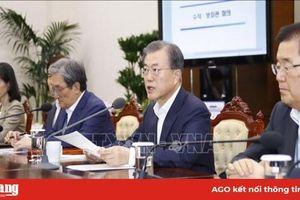 Hàn Quốc cam kết ủng hộ hoàn toàn đối thoại giữa Mỹ - Triều Tiên