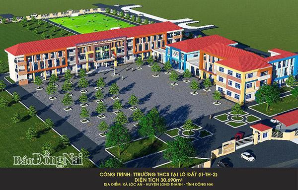 Huyện Long Thành sẽ triển khai 29 khu dân cư