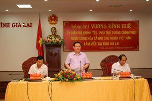 Gia Lai cần tập trung hoàn thành chỉ tiêu của Đảng bộ tỉnh