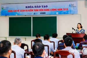 Ghi tên Việt Nam trên 'bản đồ' chuyên gia sản xuất sạch hơn và tiết kiệm năng lượng