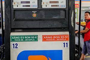 Giá xăng dầu đồng loạt giảm từ 15h chiều 16-9