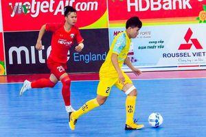Xem trực tiếp Futsal HDBank VĐQG 2019: Đà Nẵng - Sanatech Khánh Hòa