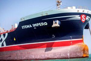 Iran sắp thả tàu chở dầu treo cờ Anh Stena Impero