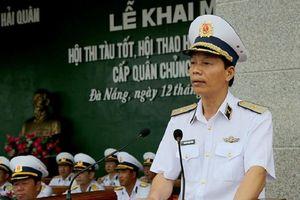 Chuẩn Đô đốc Hải quân Nguyễn Trọng Bình được bổ nhiệm Phó Tổng Tham mưu trưởng Quân đội nhân dân Việt Nam