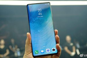 Vivo ra mắt smartphone 5G với 'màn hình thác nước' đầu tiên