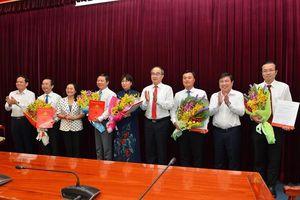 TP Hồ Chí Minh bổ sung 5 Thành ủy viên