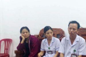 Hà Tĩnh: Kỷ luật kíp trực vụ sản nhi tử vong với vết đứt dài ở cổ