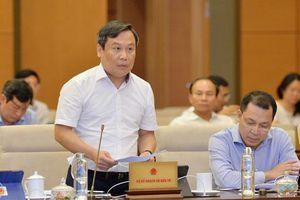 Đề nghị tách riêng việc sửa đổi Luật Đầu tư và Luật Doanh nghiệp