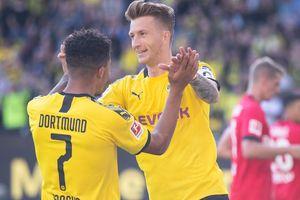 Thống kê đáng chú ý về hàng công Dortmund trước Barca
