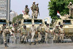 Ai Cập tiêu diệt một nhóm khủng bố tại Bắc Xi-nai