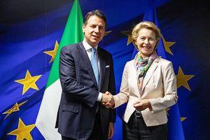 Cam kết của chính phủ mới tại Italy