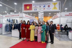 Doanh nghiệp dệt may Việt Nam tìm kiếm cơ hội tại thị trường Nga