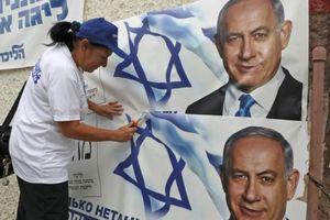 Israel 'nóng như lửa' trước thềm bầu cử