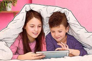 Phụ huynh lo lắng nhưng ít trò chuyện với trẻ về an toàn khi trực tuyến