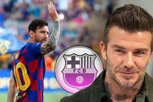 Chuyển nhượng bóng đá mới nhất: Cựu thần MU muốn đưa Messi sang Mỹ