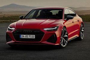 Audi hé lộ RS7 Sportback mới với sức mạnh 592 mã lực