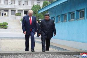 Phản ứng của TT Trump trước lời mời tới Bình Nhưỡng của Chủ tịch Kim