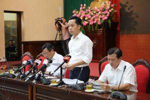Hà Nội công bố thông tin nguyên nhân vụ cháy Rạng Đông