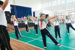 Hòa Bình: Quy định 2 tiết không được bố trí để dạy thể dục